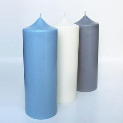 Trio de bougies 2