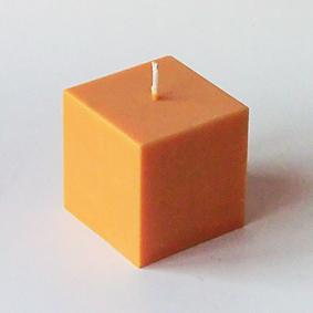 Bougie Cube Mangue