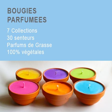 Bougie parfumees 2