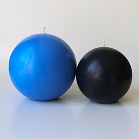 Bougies boule
