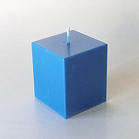 Bougie Cube Océan