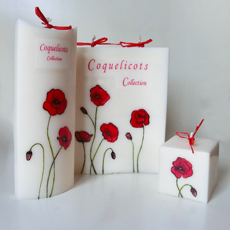 Collection coquelicot 3