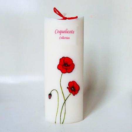 Coquelicot colonne