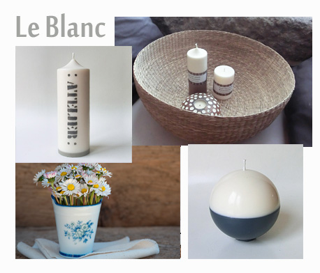 Decoration blanc 3