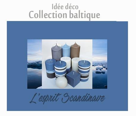 Decoration bleu baltique