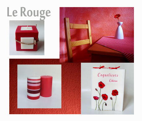 Decoration rouge 1