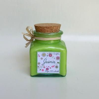 Bougie parfum jasmin