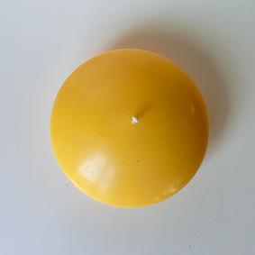 Galet jaune 1