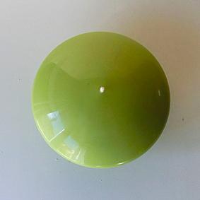 Galet vert olive