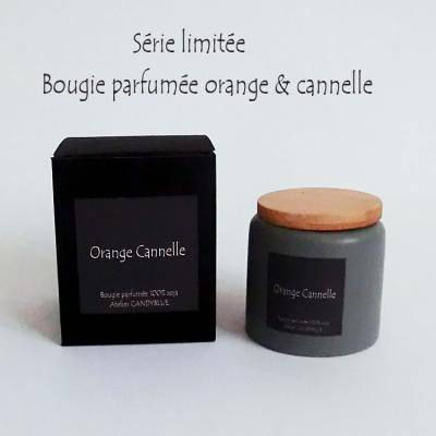 Série limitée : orange cannelle