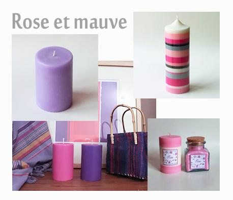 Presentation rose et violet2
