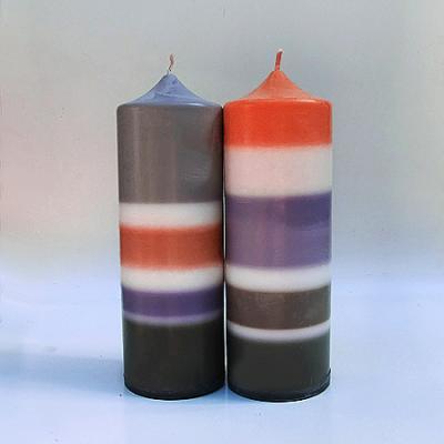 Duo tricolore