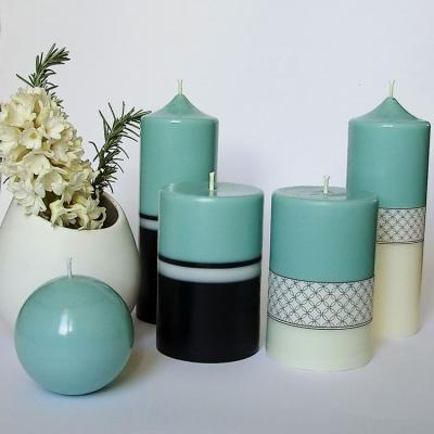 Collection turquoise