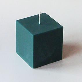 Bougie Cube Forêt