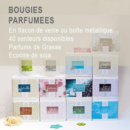 Bougie parfumees5w