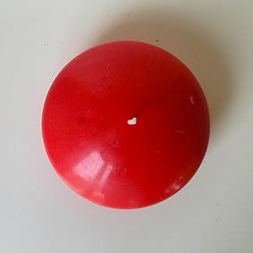 Galet rouge