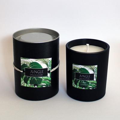 Bougie parfumée lotus et orchidée