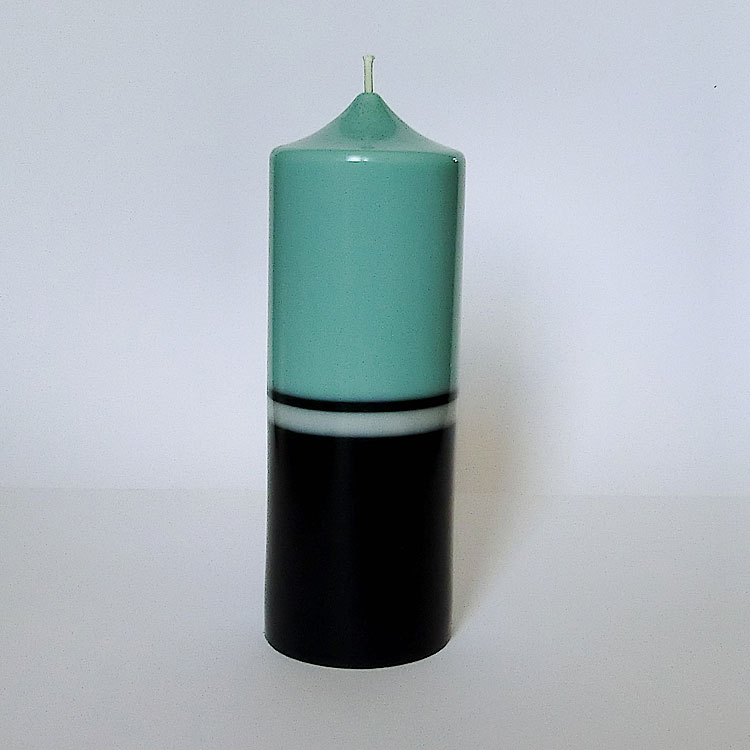 Pilier turquoise 1