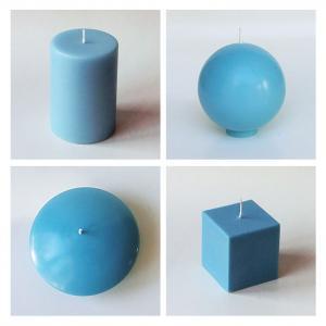 Presentation bleu lagonw