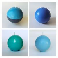 Presentation boule bleuw