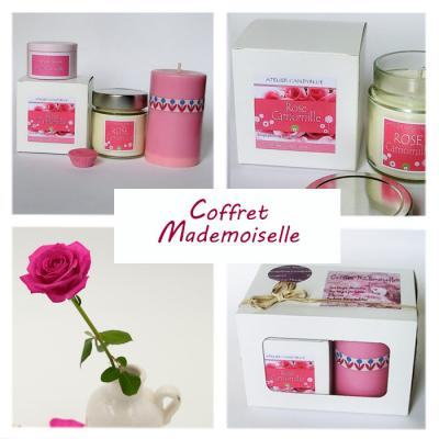 "Coffret ""Mademoiselle"""
