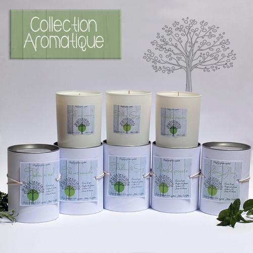 Presentation collection aromatique4w