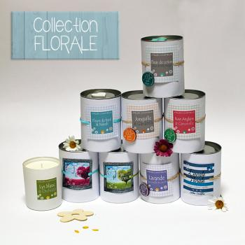 Presentation collection fleurie4w