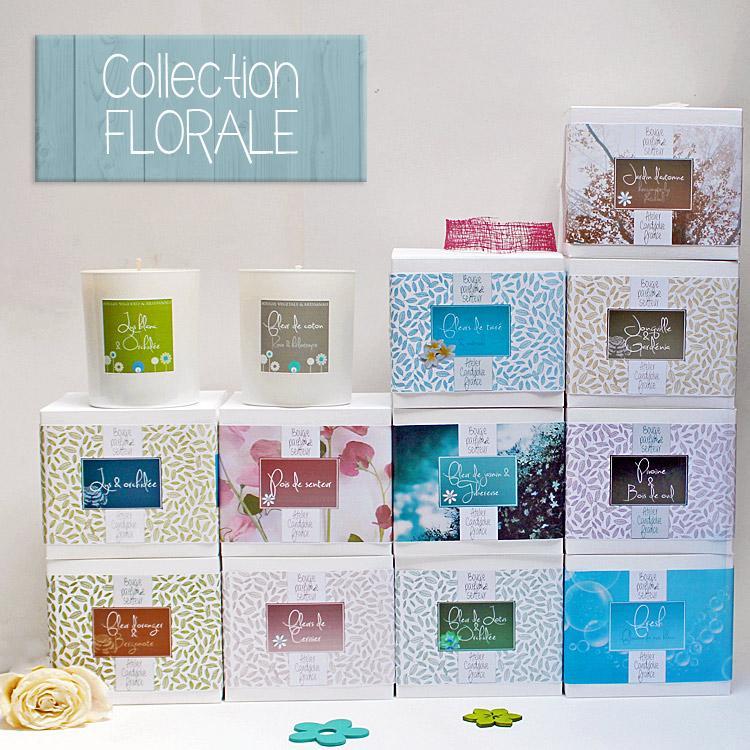 Presentation collection fleurie8w