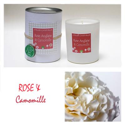Rose & camomille